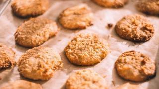 Biscotti integrali fatti in casa