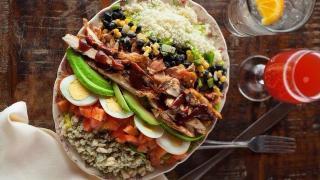 Un pasto completo, bilanciato e abbondante