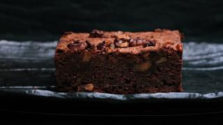 Ricetta torta brownies al cioccolato proteica
