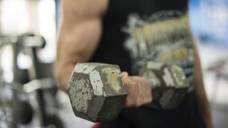 Single Arm Dumbbell Curl