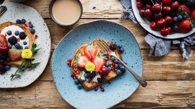 7 idee per una colazione sana diversa ogni giorno
