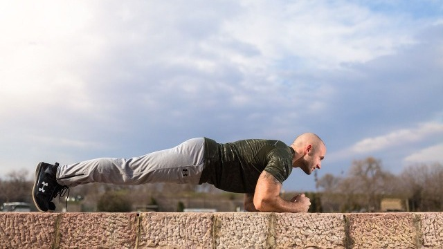 Plank: esercizio ipopressivo