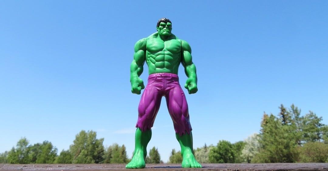 Giocattolo di Hulk