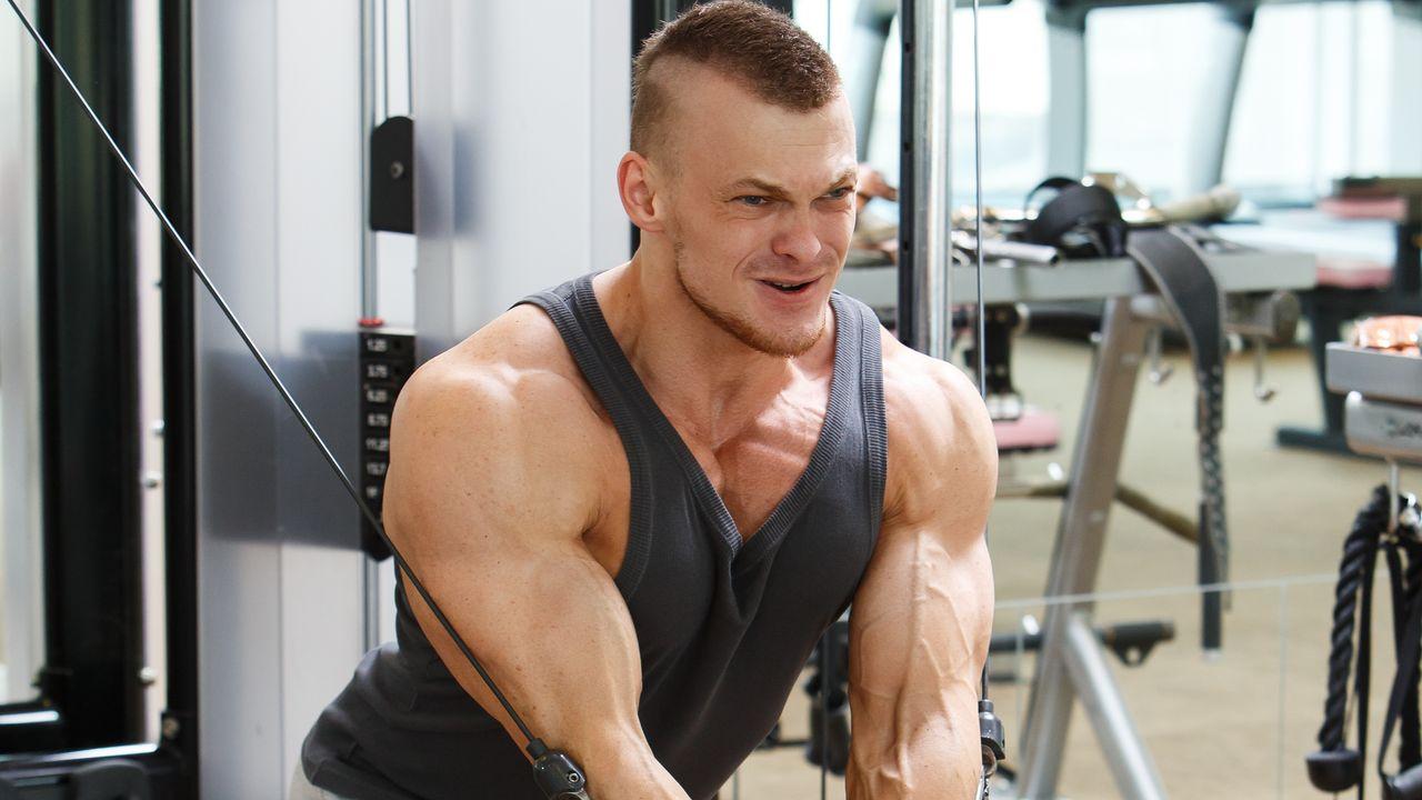 Programma di allenamento per la crescita muscolare