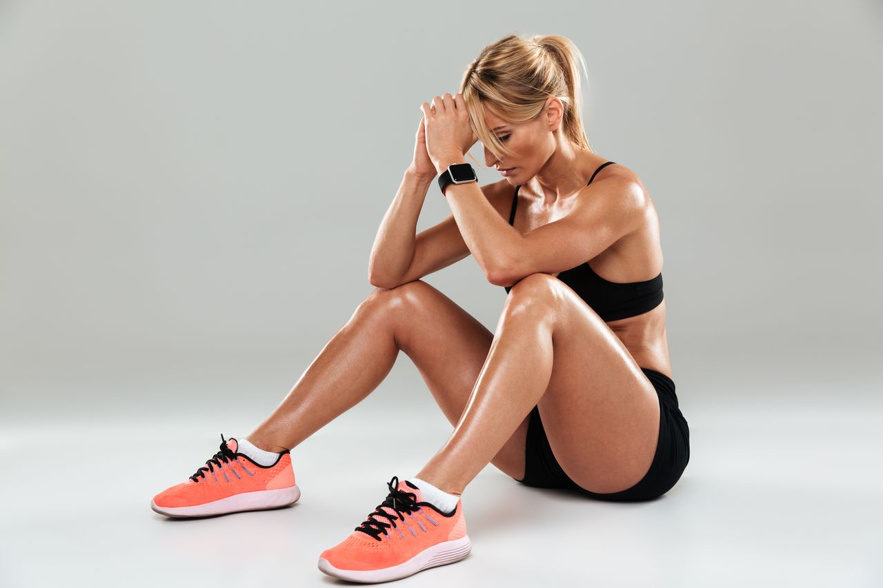 Atleta stanca