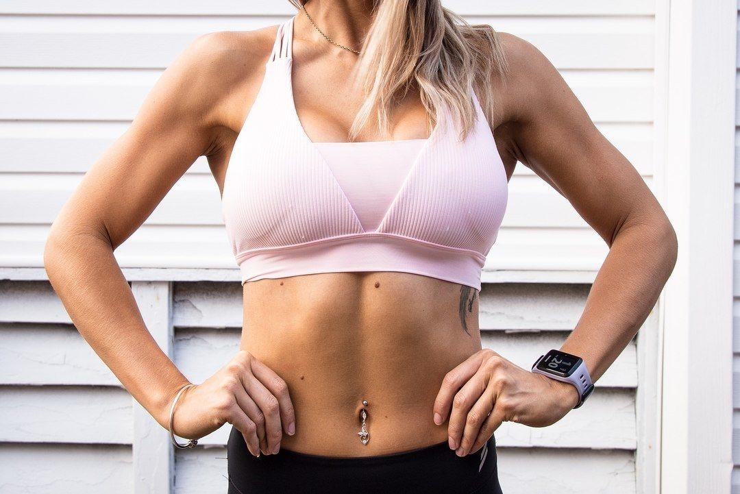 Upper body femminile